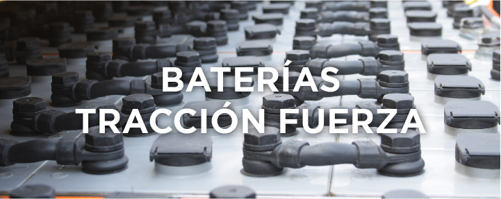 BATERÍAS TRACCIÓN - Consultas